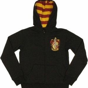 Jackets & Blazers - Harry Potter Gryffindor Crest Hoodie Jacket